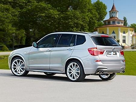 BMW X3 (32x24 inch, 80x60 cm) Silk Poster Seda Cartel PJ17 ...