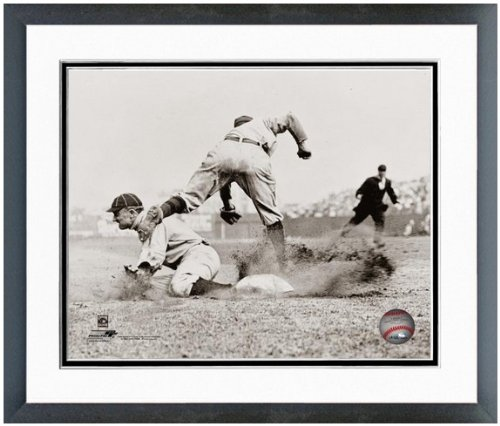 Ty Cobb Detroit Tigers MLB Action Photo (Size: 12.5