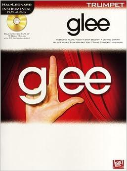 Book Instrumental Play-along: Glee (Trumpet)