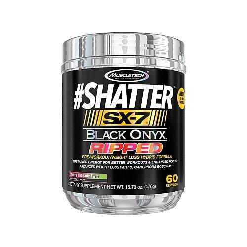 MuscleTech Shatter SX7 Black Onyx Ice Rocket Freeze 350 g