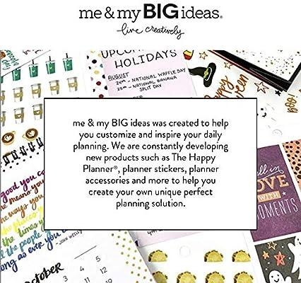 Hey You Me /& My Big Ideas-Set di fogli