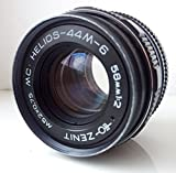MC Helios 44M-6 58/2 Russian SLR lens M42 for ZENIT