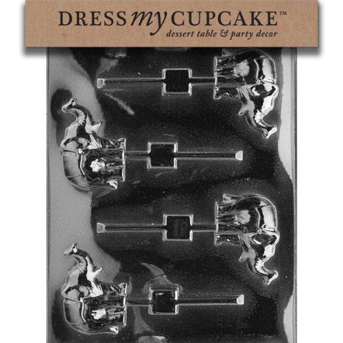 Dress My Cupcake Chocolate Elephant