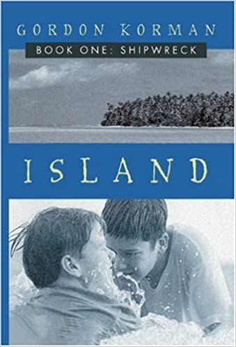 Book Shipwreck (Island, Book 1) by Gordon Korman (2001-05-01)