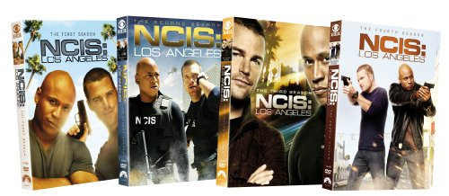 ncis los angeles season 4 dvd - 4