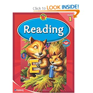 Reading, Grade 1 (Learn About) Brighter Child