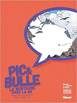 Amazon Fr Pic Bulle La Montagne Dans La Bd Isabelle