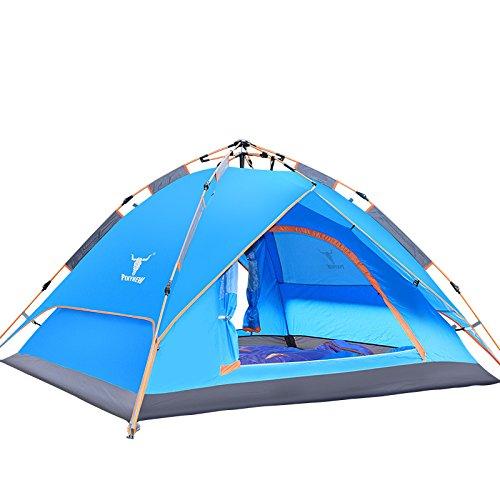 Automatische Zelt / und 3-4 doppelter Regen-Proof hydraulischen automatische Geschwindigkeit Antrieb Zelt/camping Zelt