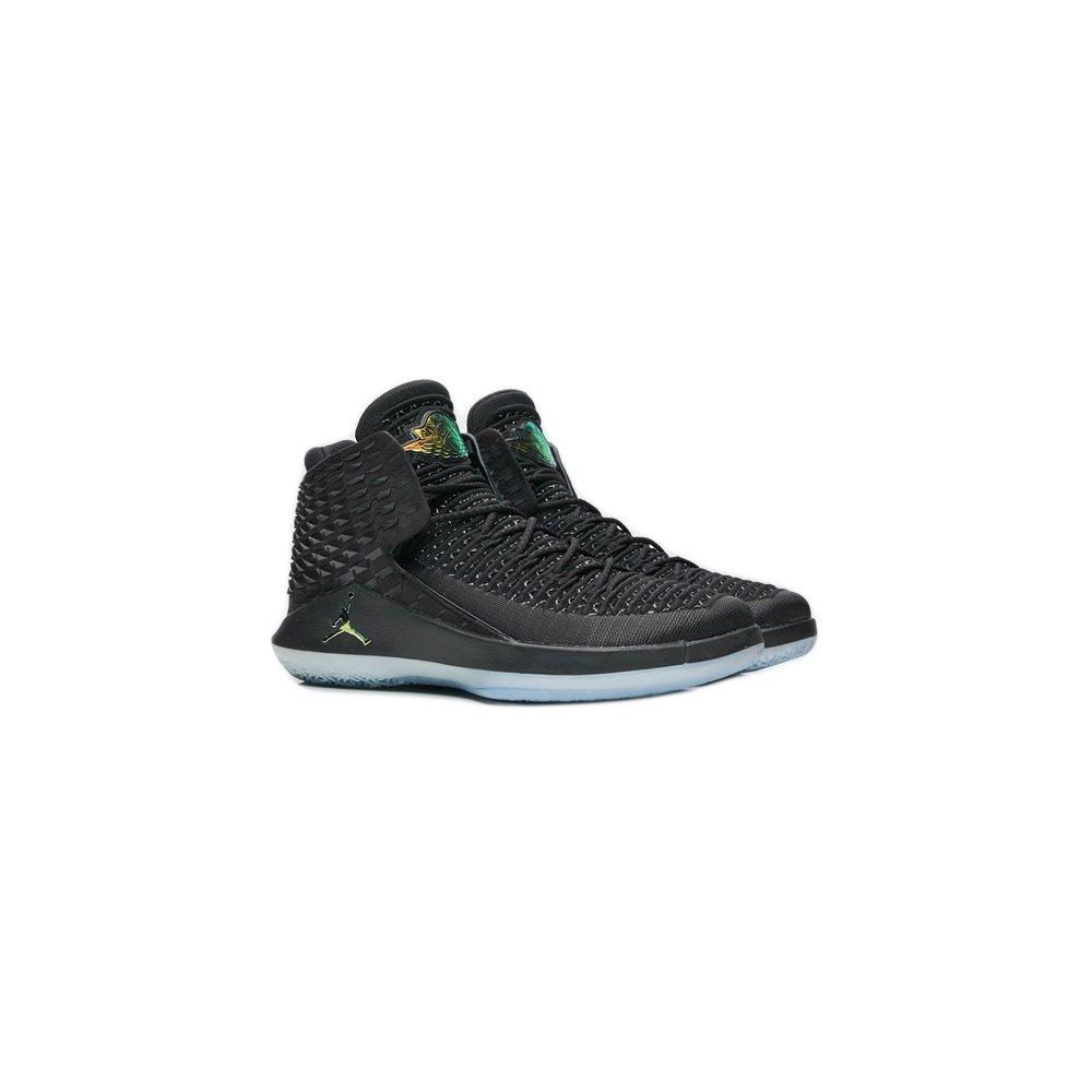 sale retailer 47fda 5b00f Galleon - NIKE Air Jordan XXXII Men s Basketball Shoes Black Multicolor  Aa1253-003 (9 D(M) US)