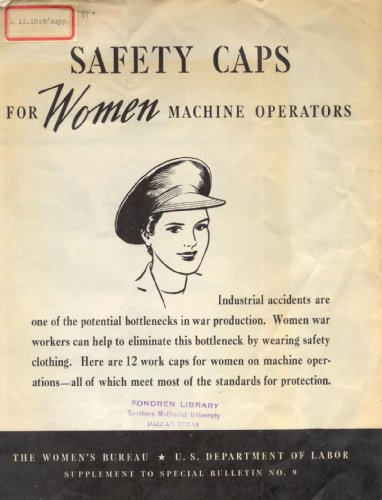 Safety Caps Women Machine Operators ebook