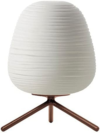Foscarini Rituals 3 Lampada Da Tavolo E27 70 Watts Bianco Alluminio Amazon It Illuminazione