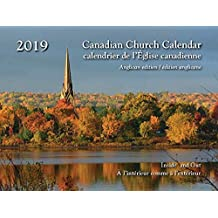 2019 Canadian Church Calendar - Anglican Edition