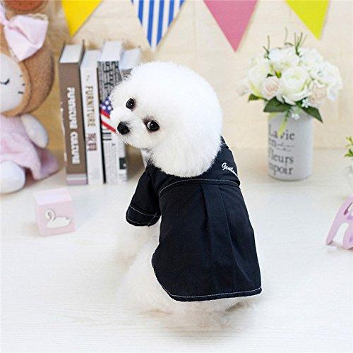 Pinkdose® Pinkdose Black, M: Bigeyedog Dropshipping Dog