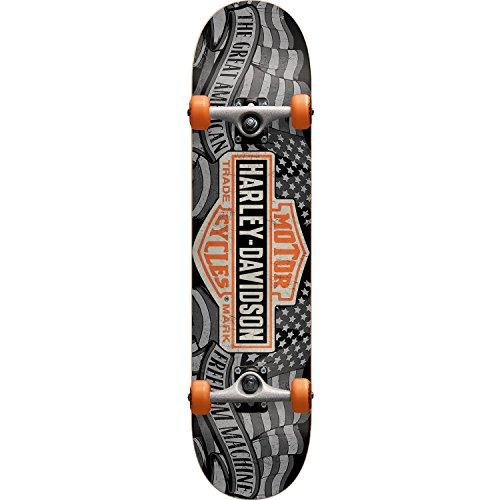 Darkstar Skateboards Harley Davidson Freedom Complete Skateboard - 7.25'' x 28.6'' by Darkstar