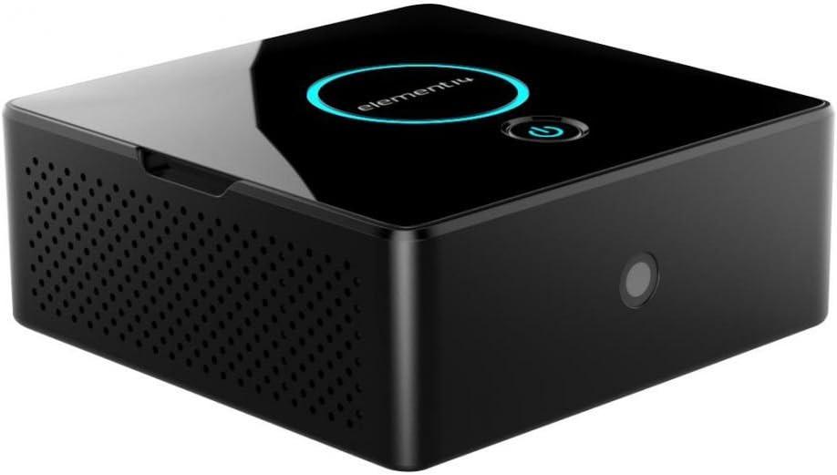 ELEMENT14 PI Desktop Caja Ordenador con Soporte SSD para Raspberry ...