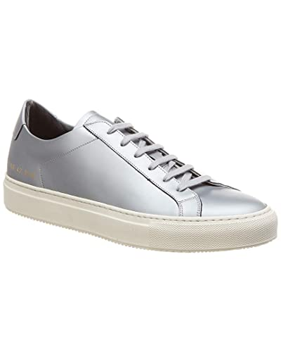 a2dfc4c29a418e Amazon.com | Common Projects Achilles Low Leather Sneaker, 41, Grey |  Fashion Sneakers