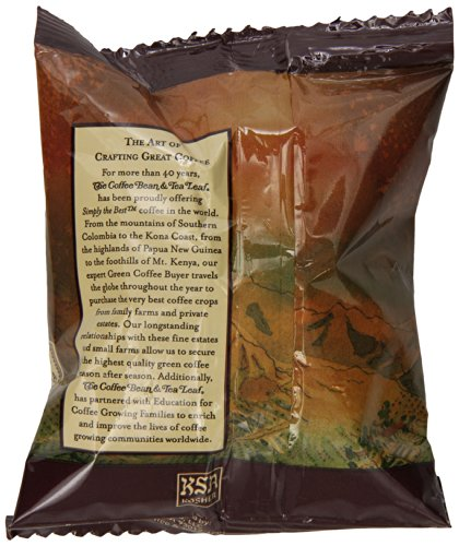 The Coffee Bean & Tea Leaf Coffee Portion Pack, House Blend, 2 Ounce Bag,24 Count