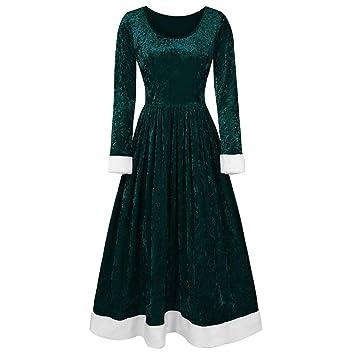 Amazon.com: Lazapa Vestidos vintage para mujer, 2019 ...