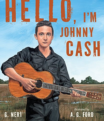Hello, I'm Johnny Cash by Candlewick