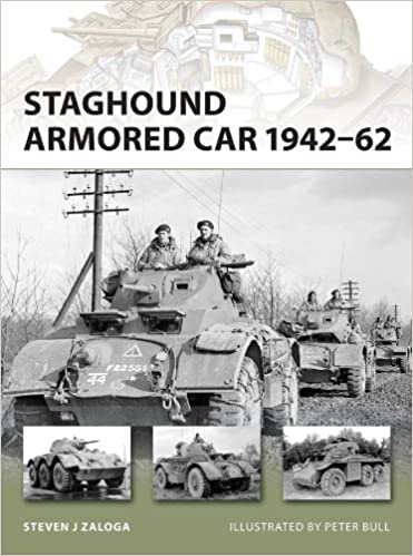 Descarga de libros en formato pdf.Staghound Armored Car 1942?62 (New Vanguard) (Spanish Edition) RTF