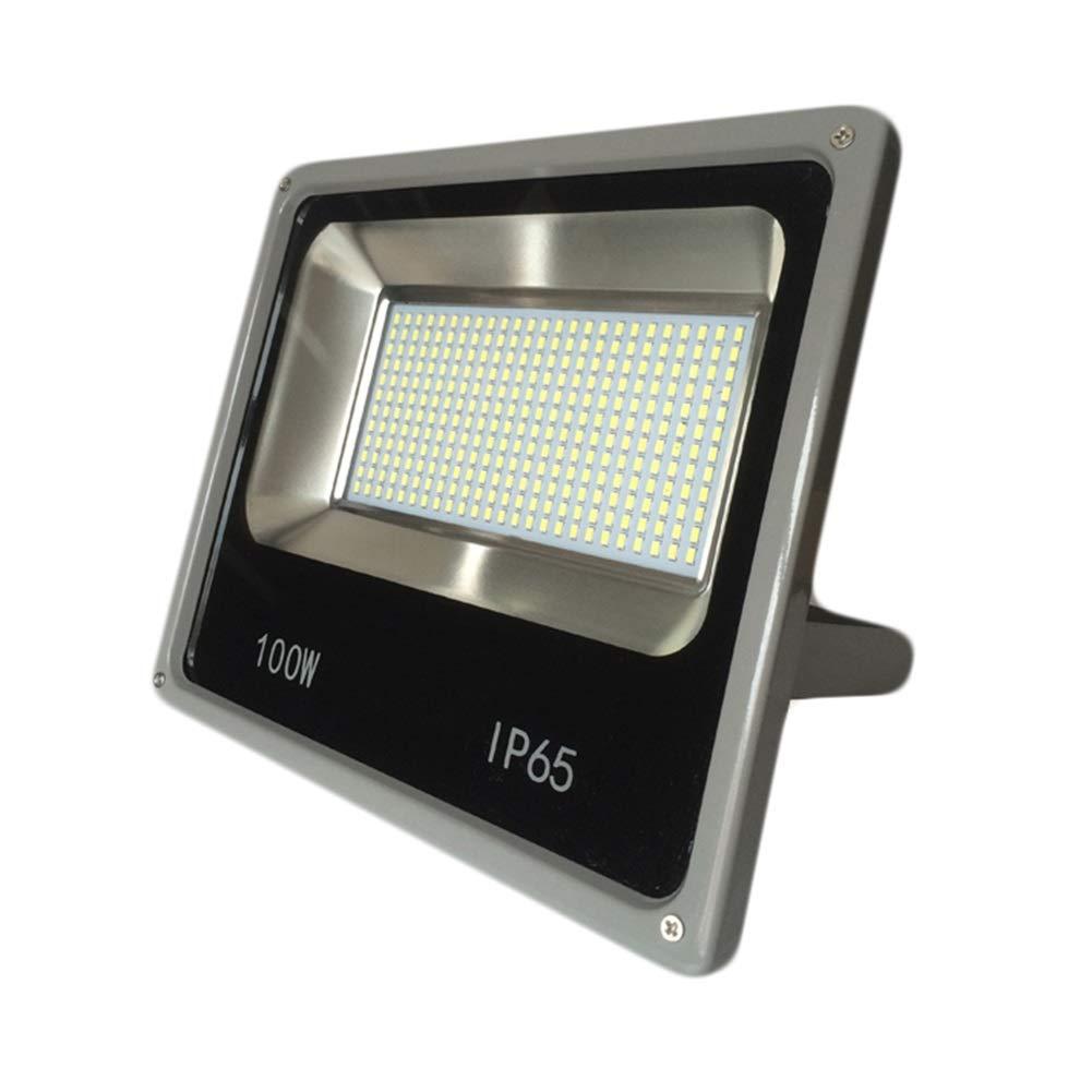 LED Faretto Da Esterno,Luce Di Proiezione Del Proiettore Della Lampada Di Sicurezza Impermeabile Del Cantiere (dimensioni   100W)
