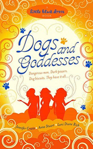 book cover of Dogs and Goddesses