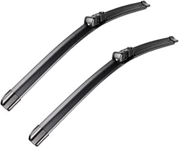 """Front Pair Flat Aero Wiper Blades 26/"""" 19/"""" fit to Ford Mondeo 2007-2014"""