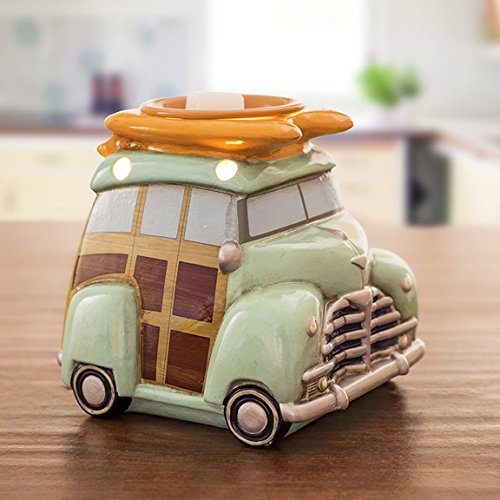 Scentsationals Retro Collection-Surf Woody Wagon - Scented Wax Cube Warmer by ScentSationals (Image #2)