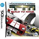 TrackMania Turbo: Build to Race - Nintendo DS