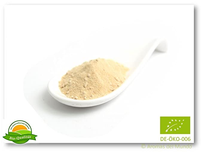 Aroma natural Zanahoria molida (orgánico) 500 g