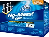 Hot Shot 20177 No-Mess! Fogger, 3-Count
