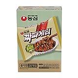 Nongshim Chapagetti Chajang Noodle, 140g (pack of 20)