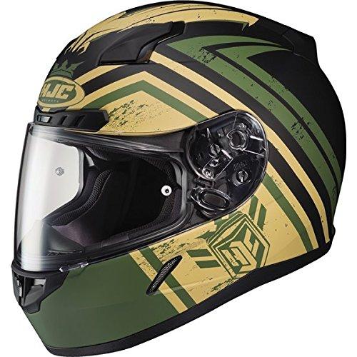 Green Icon Helmet - 9