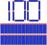 100 nerf gun bullets - Nerf N Strike Blaster Compatible dart bullets (100)