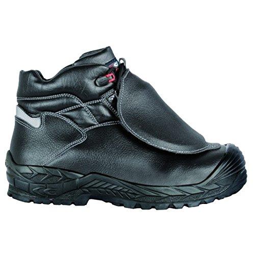 """Cofra 13636–000.w43Talla 43S3M HRO SRC–Zapatillas de seguridad de """"Armor–Black"""