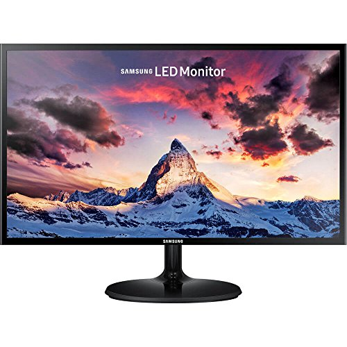 Samsung LS24F350FHNXZA SF350 23.5'' Screen LED-Lit Monitor by Samsung