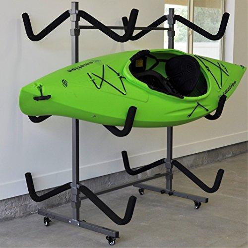 Ajillis 71 Kayak Storage Rack, ()