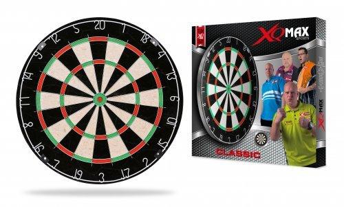 XQ-Max MvG Bristle Dart Board Classic qd7000030