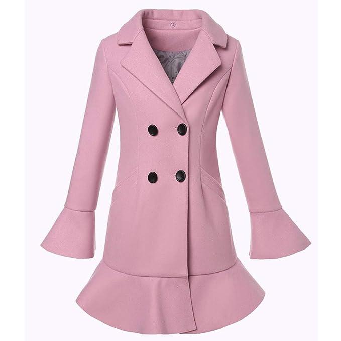 Amazon.com: XQY Ladies Warm Cotton Coat, Womens Plus Cotton Long Woolen Coat Coat, Ladies Autumn and Winter Coat: Sports & Outdoors