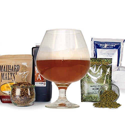 Storm the Bastille Imperial Farmhouse Ale Saison - Homebrew Beer Recipe Kit - Malt Extract, (Farmhouse Ale)