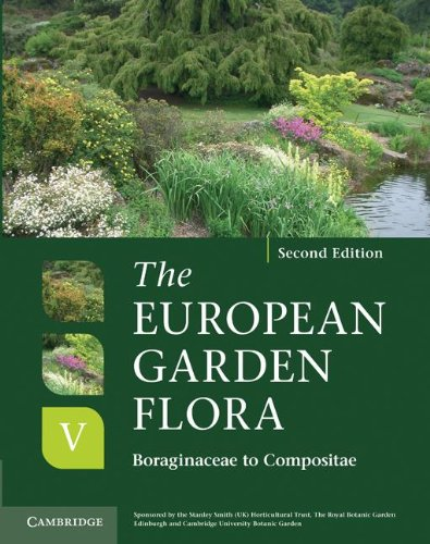 - The European Garden Flora 5 Volume Hardback Set: A Manual for the Identification of Plants Cultivated in Europe, Both Out-of-Doors and Under Glass