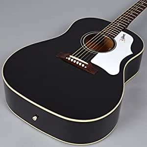 gibson acoustic 1960s j45 ebony musical instruments stage studio. Black Bedroom Furniture Sets. Home Design Ideas