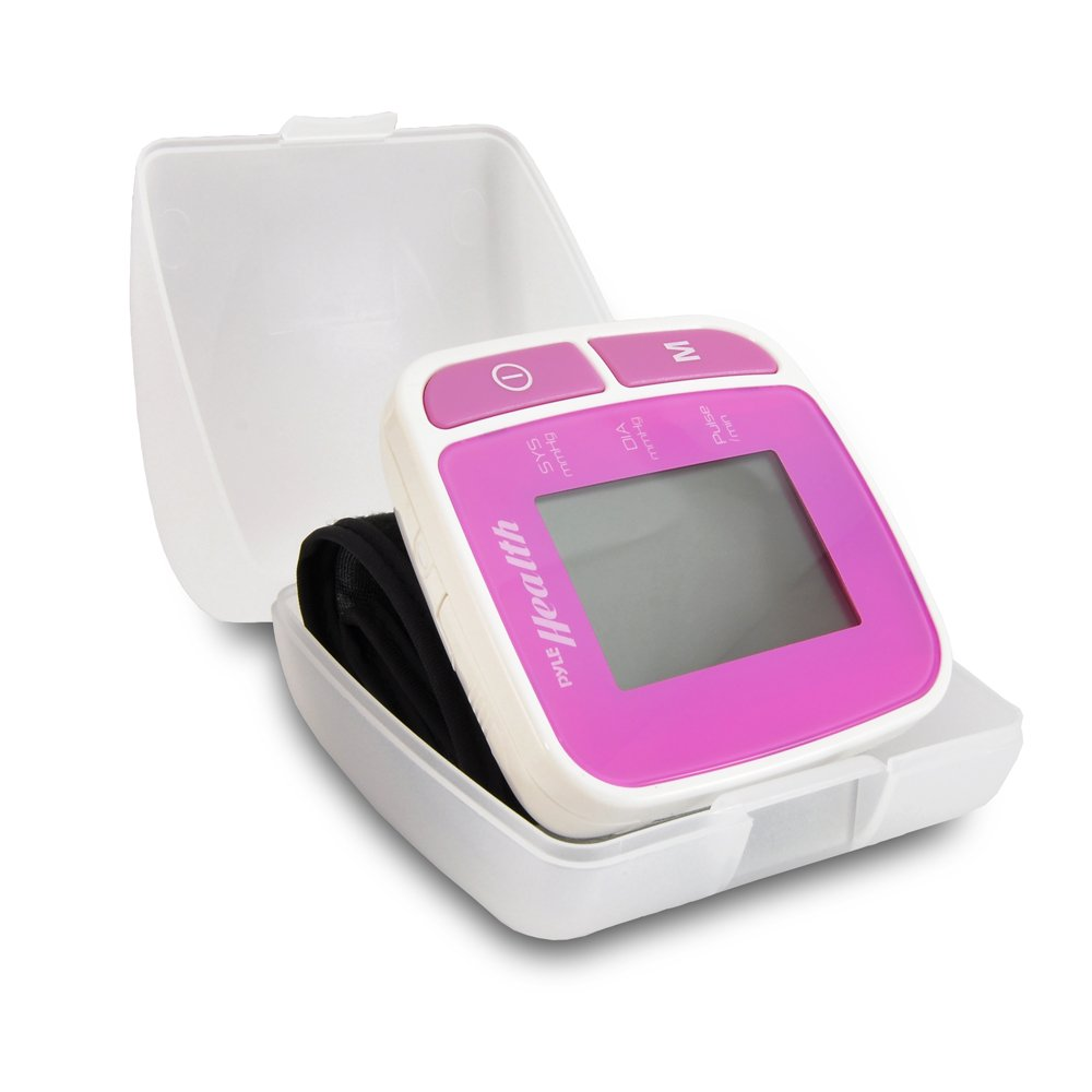 Pyle PHBPBW40PN Muñeca Automático - Tensiómetro (AAA, LCD, 80 mm, 60 mm, 75 mm, 250 g): Amazon.es: Hogar