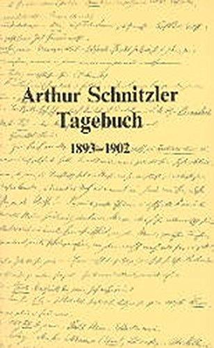 Tagebuch 1879-1931: Tagebuch, 1893-1902