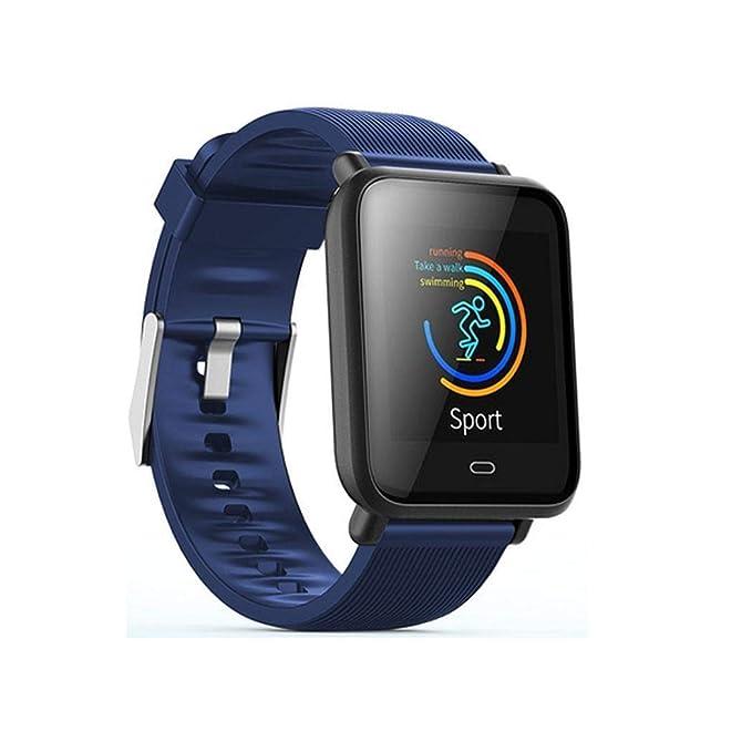 Amazon.com: Bulges - Reloj inteligente multifunción Q9 con ...