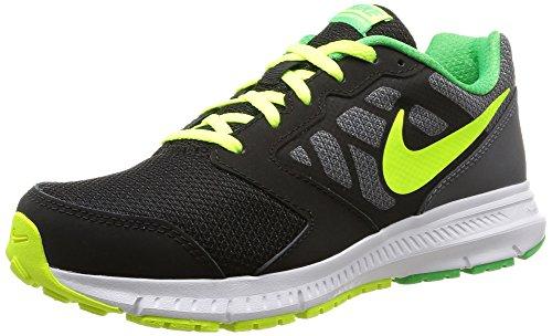 Nike Downshifter 6 (GS/PS) - Zapatillas para hombre, color gris / negro / blanco