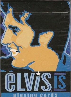 Elvis Presley Playing Cards By Bicycle - Design #1 Kin Rock'n ()