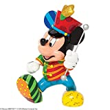 Enesco Disney by Britto Band Leader Mickey Mouse Figurine, 8.5-Inch