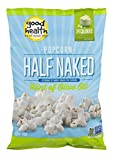 Good Health Half Naked Popcorn with a Hint of Olive Oil, 4-Ounce Bags (Pack of 9)