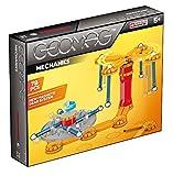 Geomag 725 Mechanics Magnetic Construction Set (78-Piece)